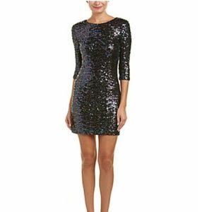 BB Dakota sequin sheath dress
